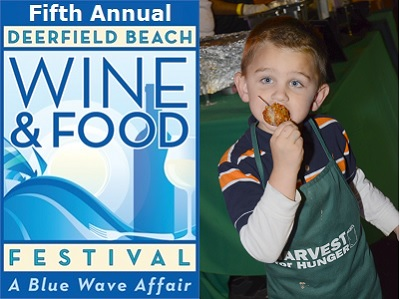 Deerfield Beach Wine And Food Festival