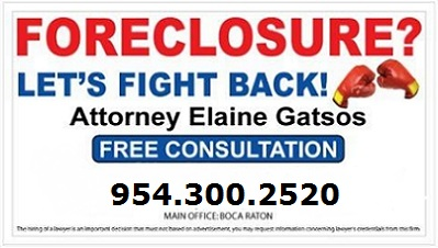 Foreclosure Attorney Deerfield Beach